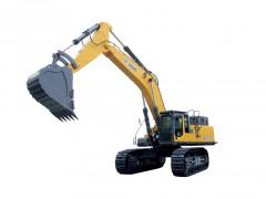 挖掘机修坡技巧