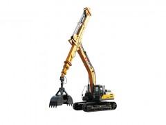 挖掘机液压破碎锤安全技术操作规程