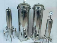 负压站除菌过滤器 医院负压吸引灭菌过滤器